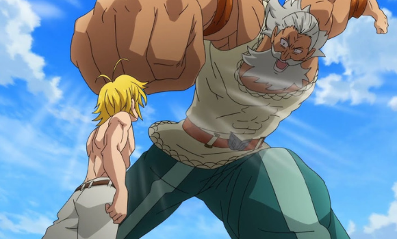 The Seven Deadly Sins: Prisoners of the Sky - O filme