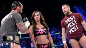 In the real life these WWE Diva wrestlers do not like to see each other's faces