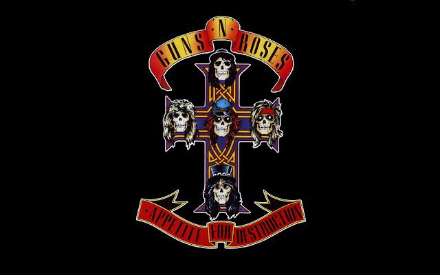 Steven Adler se unió anoche a Guns n Roses