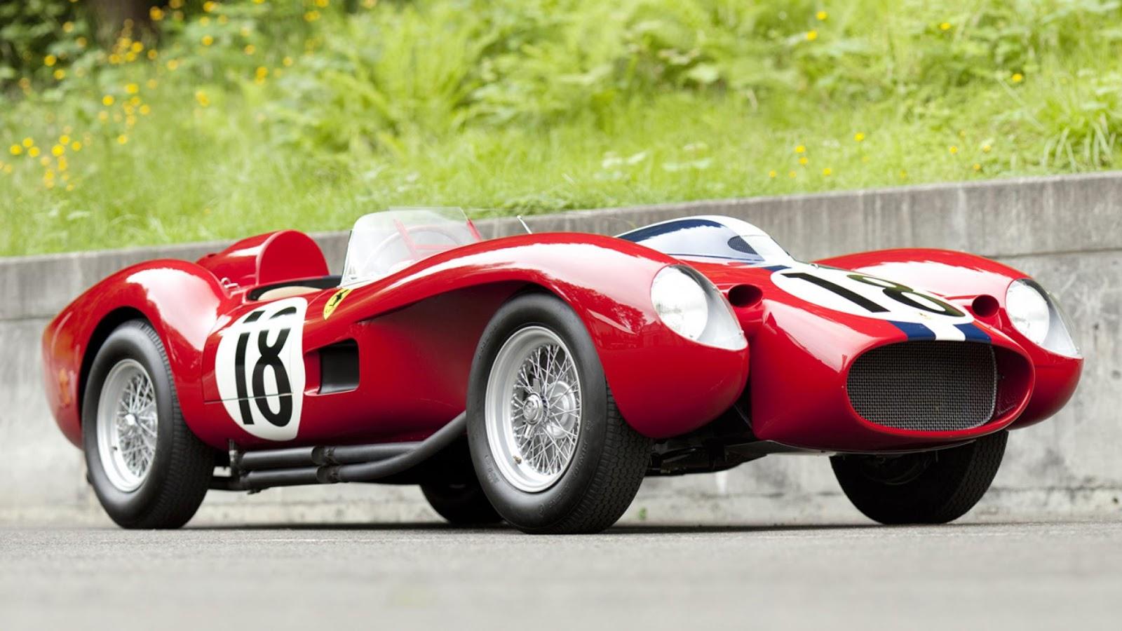 $16,390,000 – 1957 Ferrari 250 Testa Rossa