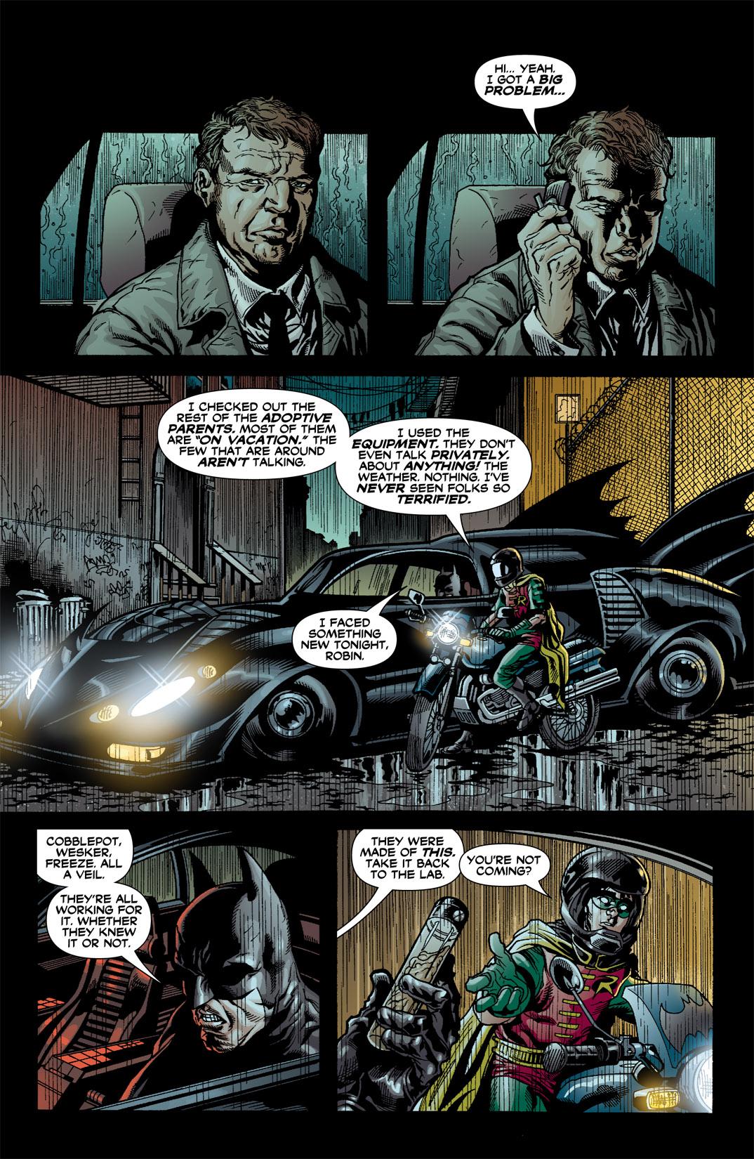 Detective Comics (1937) 805 Page 10