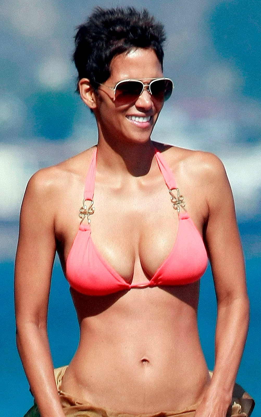 Halle Berry Halle Berry Swimsuit