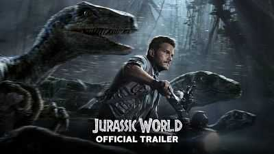 Jurassic World (2015) Telugu Dubbed Download 300MB