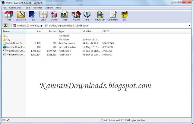 winrar 5.20 free download