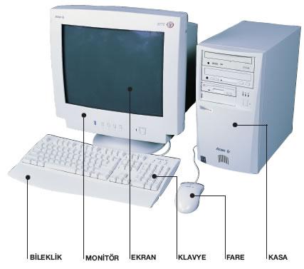 bilgisayar sözlüğü