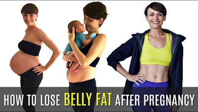 How to Lose Belly after Pregnancy
