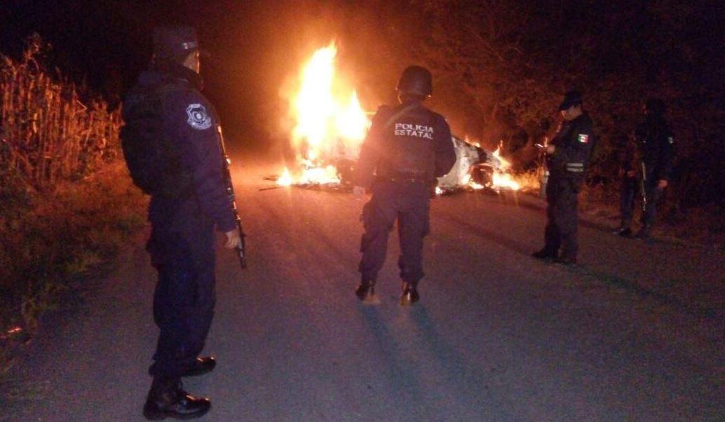 Abandonan un desollado y un calcinado en Chilapa de Avarez, Guerrero