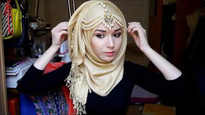 Asessoris Hijab Cantik Unik Menarik