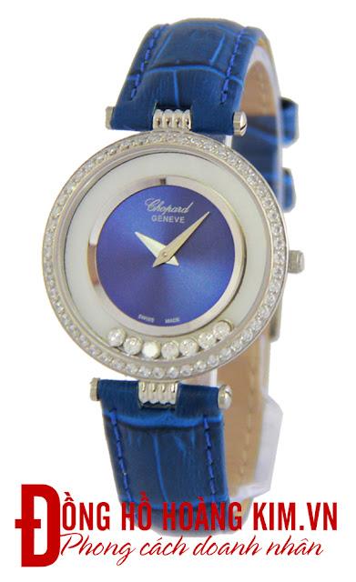 Đồng hồ nữ Chopard dây da giá rẻ dưới 2 triệu