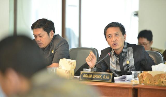 Dari 1364 Legislator Nasdem, Arum Spink Masuk Posisi ke-9 Paling Aktif se Indonesia