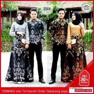 GMS226 NYKBT226B77 Batik Couple 2564 Mahardani Brukat Dropship SK0458490698