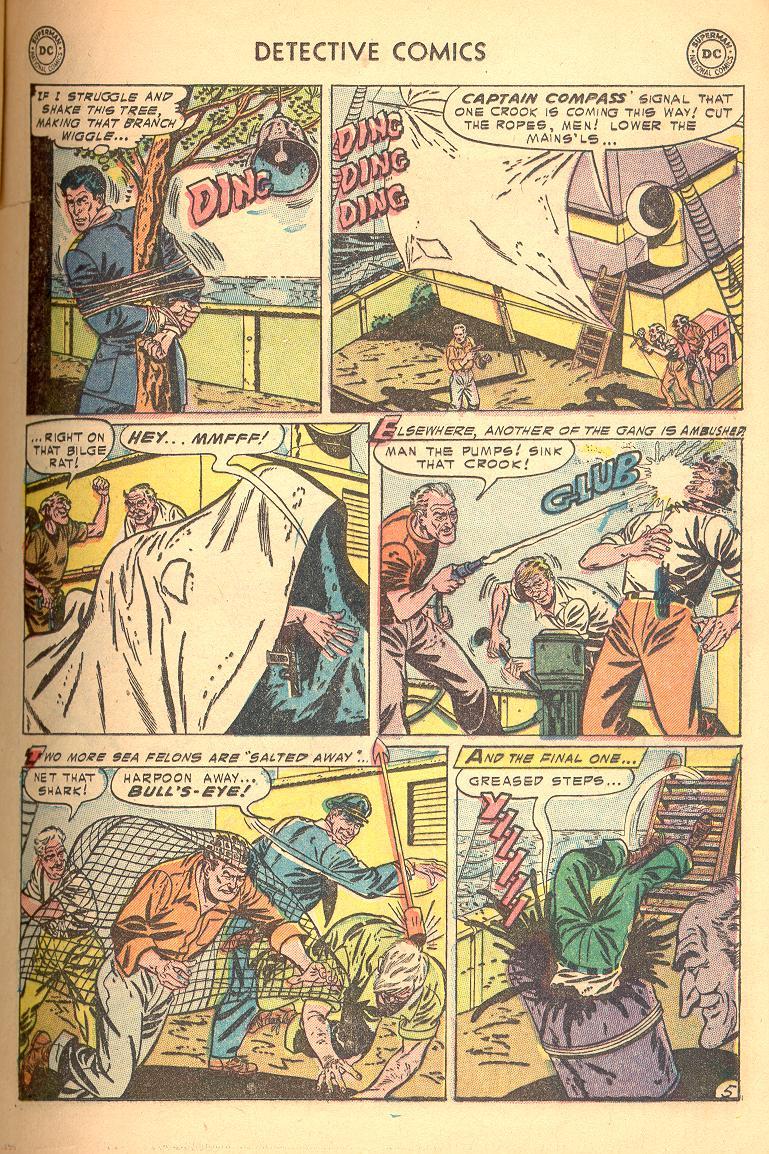 Read online Detective Comics (1937) comic -  Issue #214 - 21