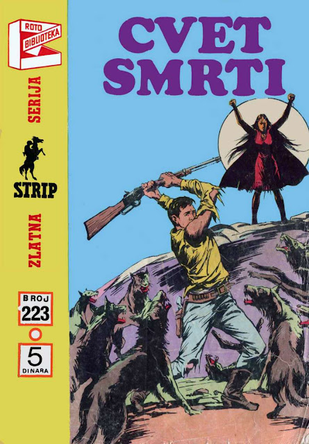 Cvet smrti - Tex Willer