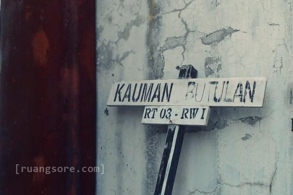 Kampung Kauman Semarang