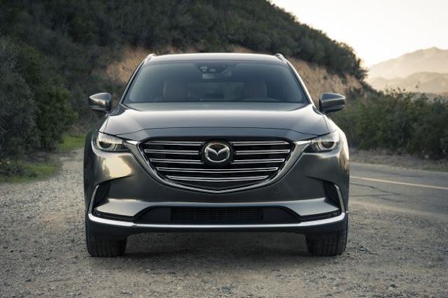 2018 Mazda CX-9 Redesign