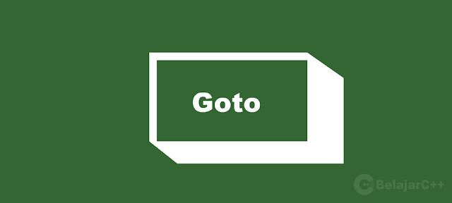 Pernyataan Goto