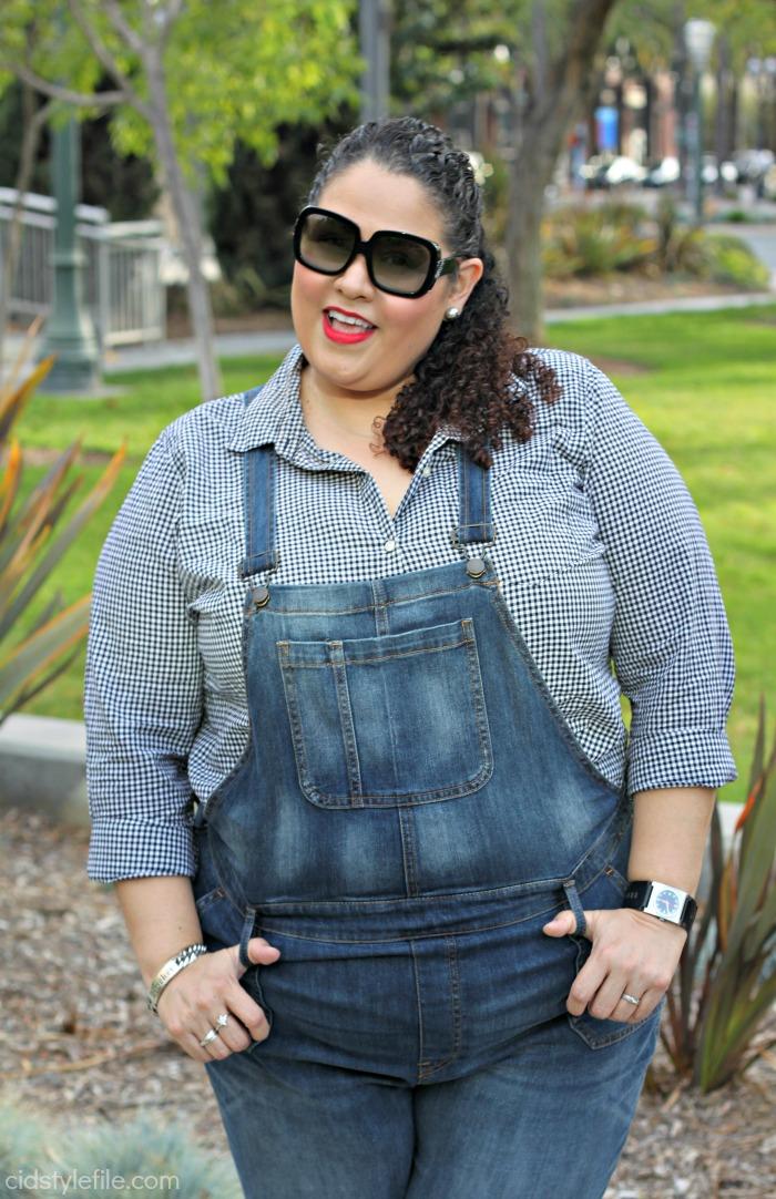 gap-denim-overalls-old-navy-asics-oc-runner-burberry-sunglasses-style-over-40-cidstylefile-plus-size-fashion-