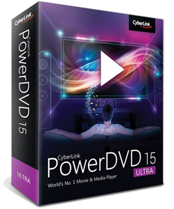 CyberLink PowerDVD Ultra 15 + Keygen Free Download