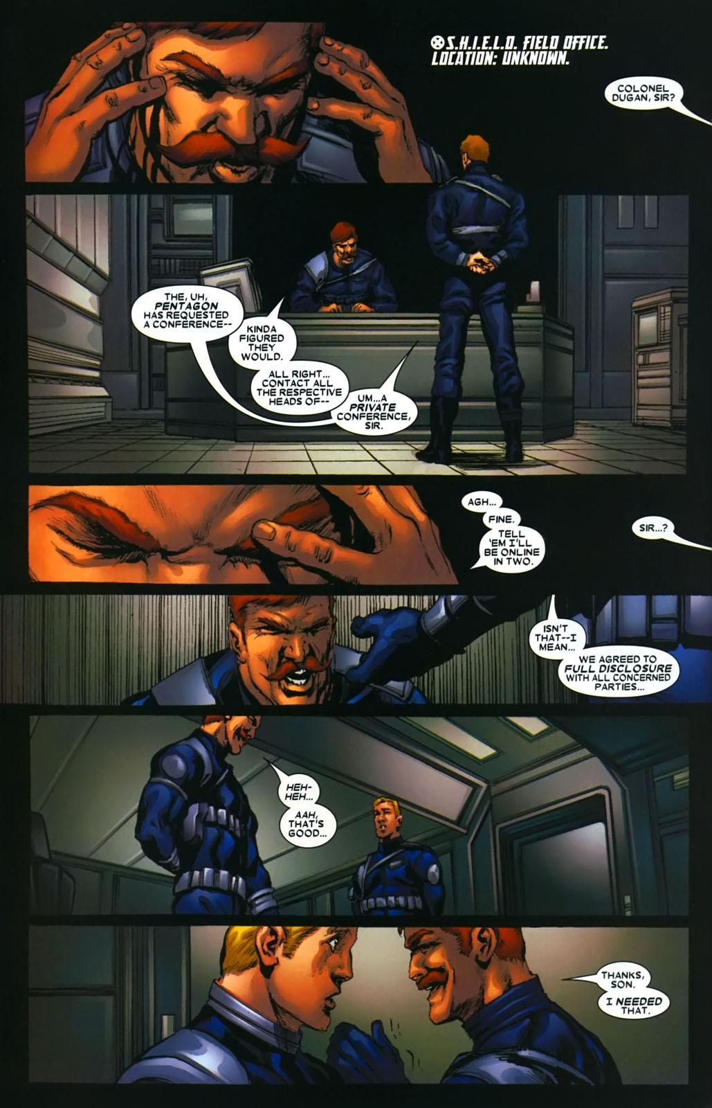 Read online Wolverine (2003) comic -  Issue #39 - 3