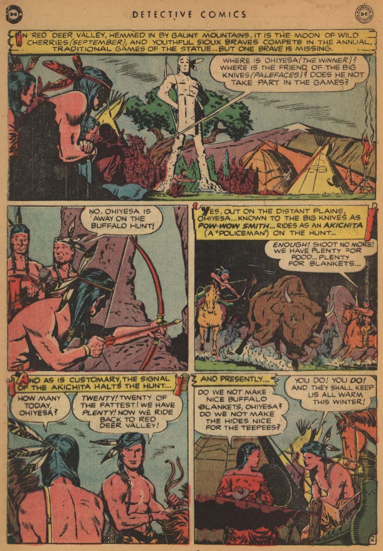 Read online Detective Comics (1937) comic -  Issue #152 - 40