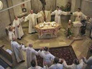 Katholische Kirche Sekte