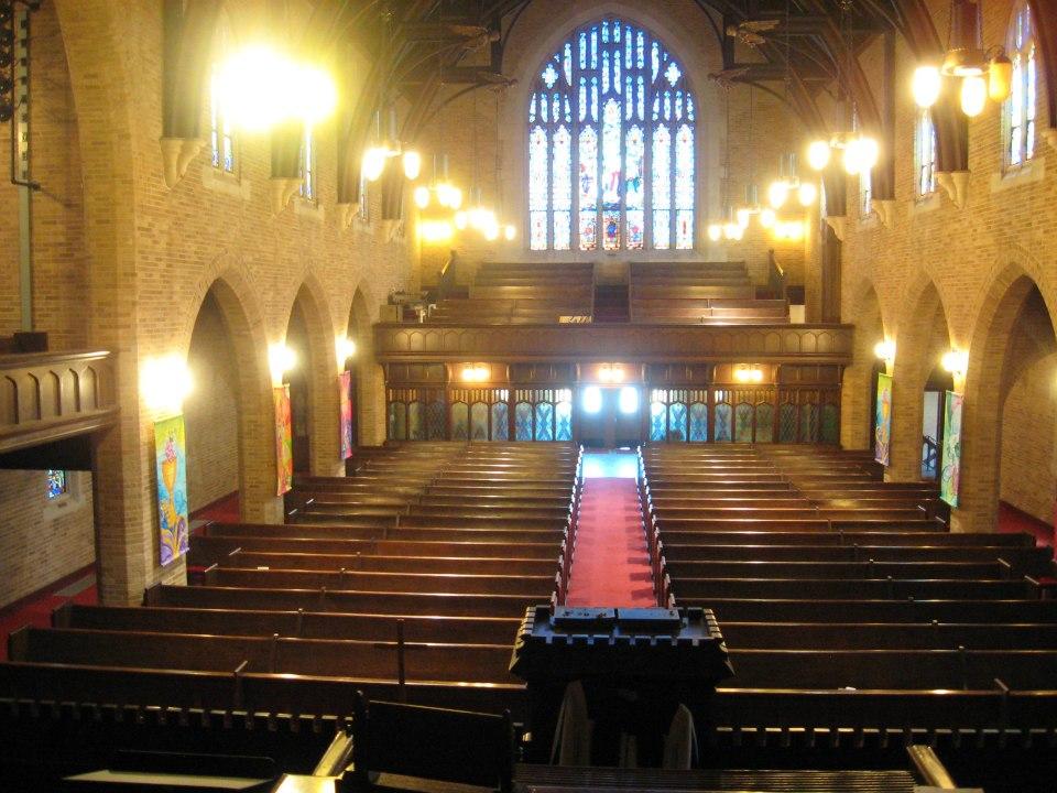 Wesley Methodist Church Oklahoma City Architecture