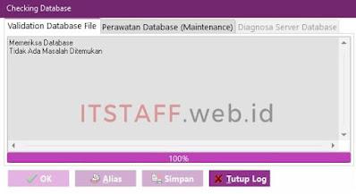 Ok Validation File Database EASY6 - ITSTAFF.web.id
