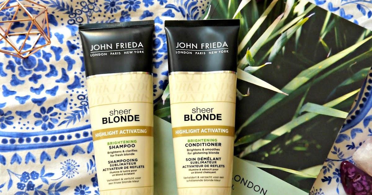 John Frieda Purple Shampoo BEAUTY: JOHN FRIEDA SH...