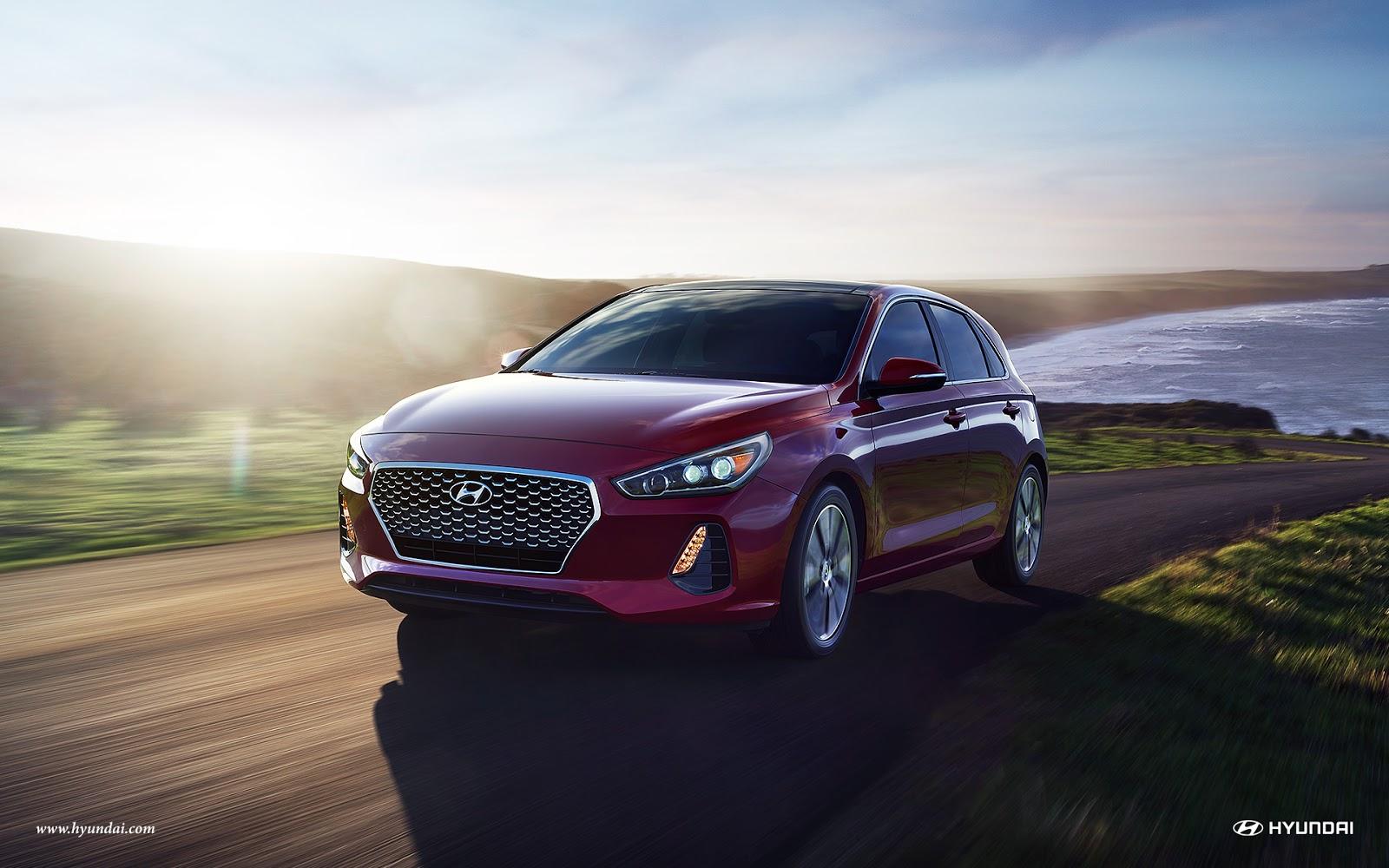 Hyundai Elantra Đời mới nhất Model 2018 Nhập Khẩu và Lắp Ráp
