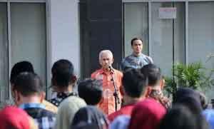 Sekda Kota Palembang Pastikan Pelayanan Masyarakat  berjalan Secara Prima