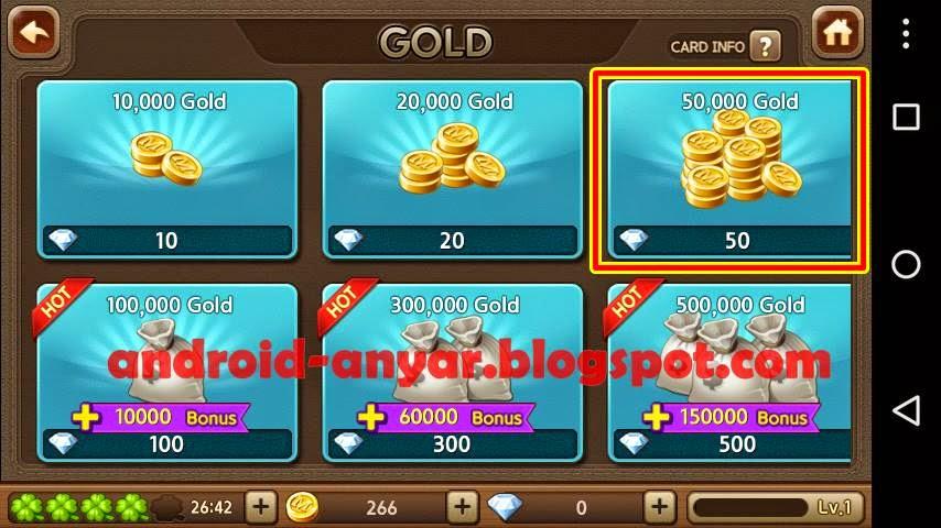 Cara Gratis Mendapat GOLD Line Let's Get Rich Terbaru