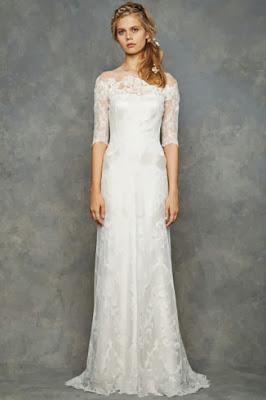 collezione sposa 2014 David Fielden e temi matrimonio