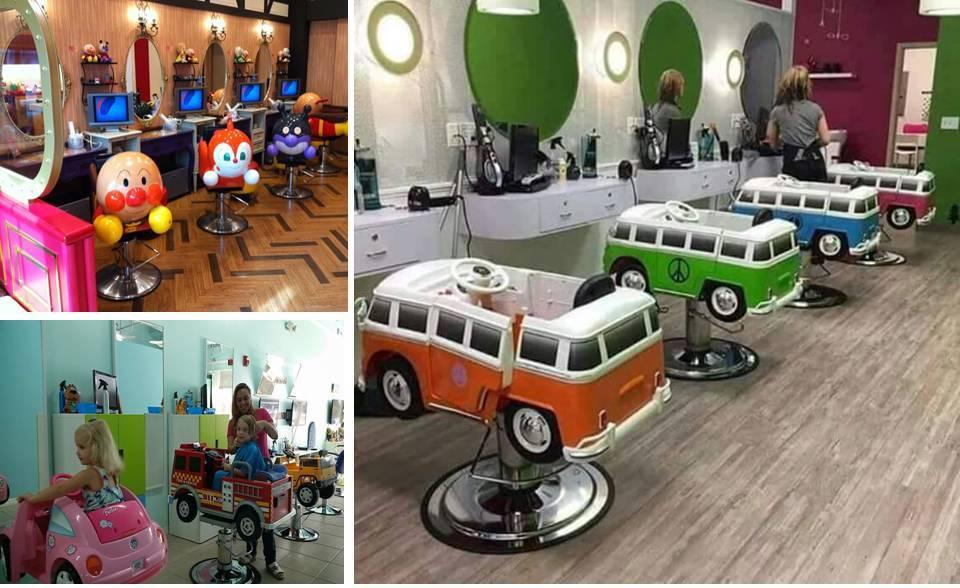 15 Unique Kids Haircut Salons Your Kids Will Love Decor Units