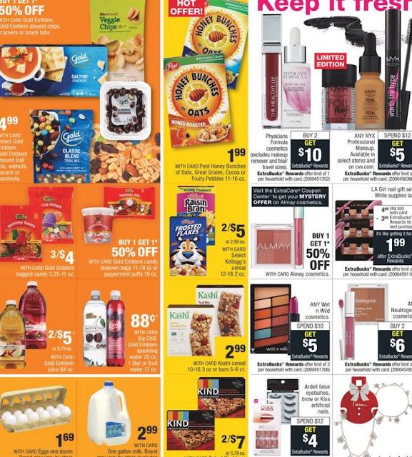 CVS Ad Preview - 11/4-11/10