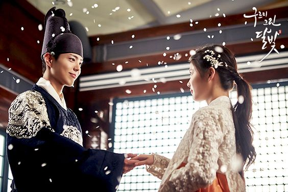 'Love in the Moonlight' Korean Drama Series