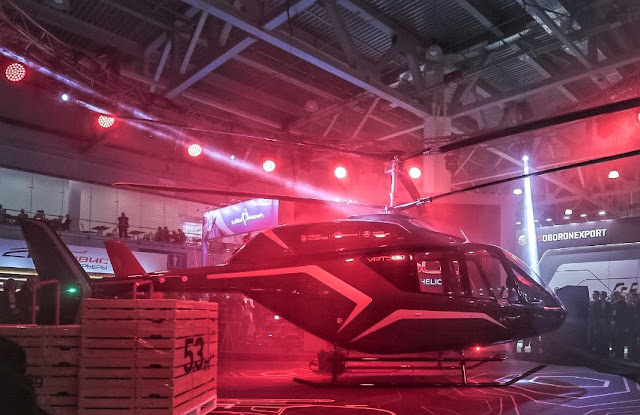 vrt 500 russian helicopters