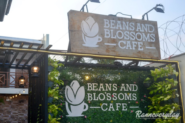 Beans and Blossoms Cafe Malolos