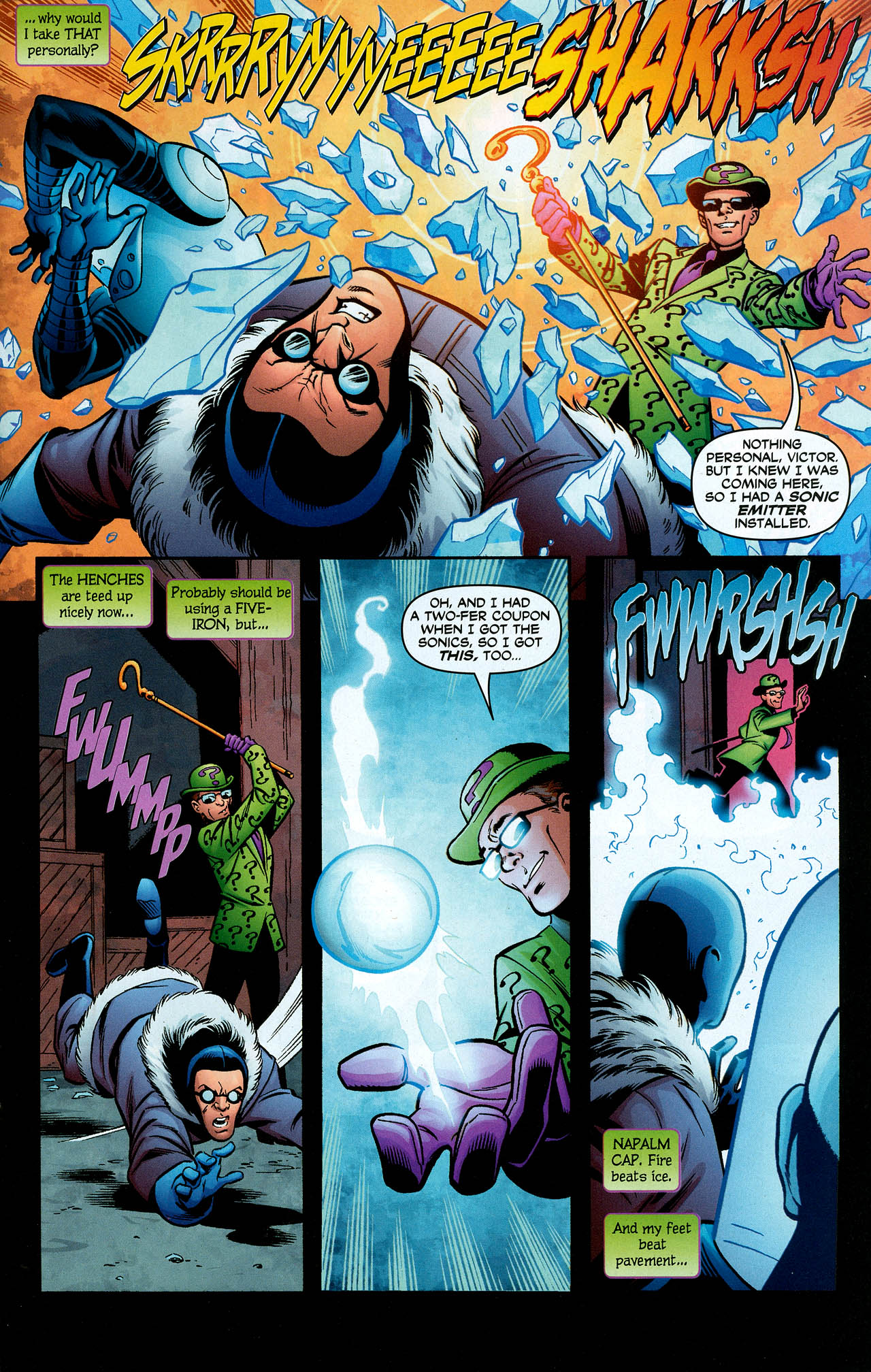 Read online Trinity (2008) comic -  Issue #12 - 25