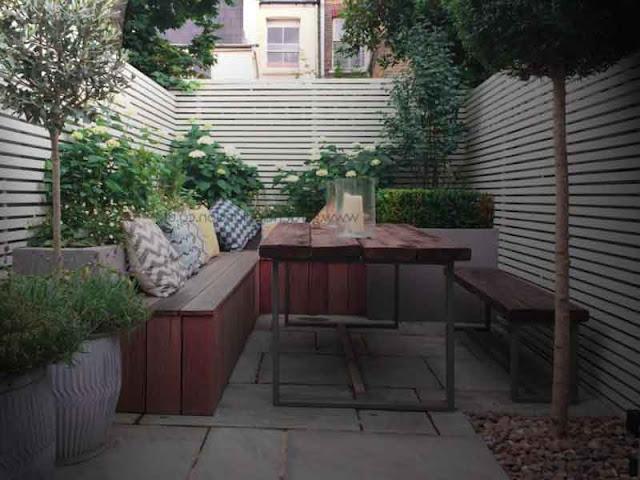 Tips Menata Taman Belakang Rumah Minimalis Di Lahan Sempit Agar Terlihat Indah Dan Menarik 2