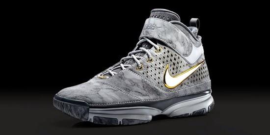 best loved de004 f6a05 Nike Zoom Kobe II Prelude Wolf Grey White-Cool Grey-Pure Platinum