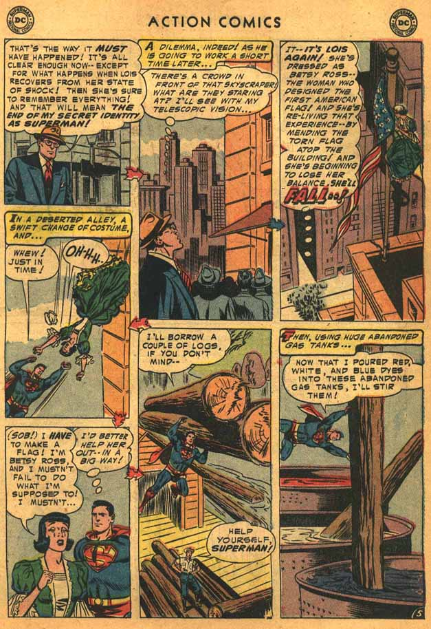 Read online Action Comics (1938) comic -  Issue #198 - 7