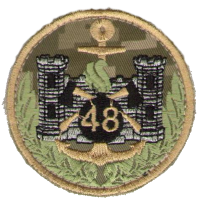 Нарукавний знак 48 ібр
