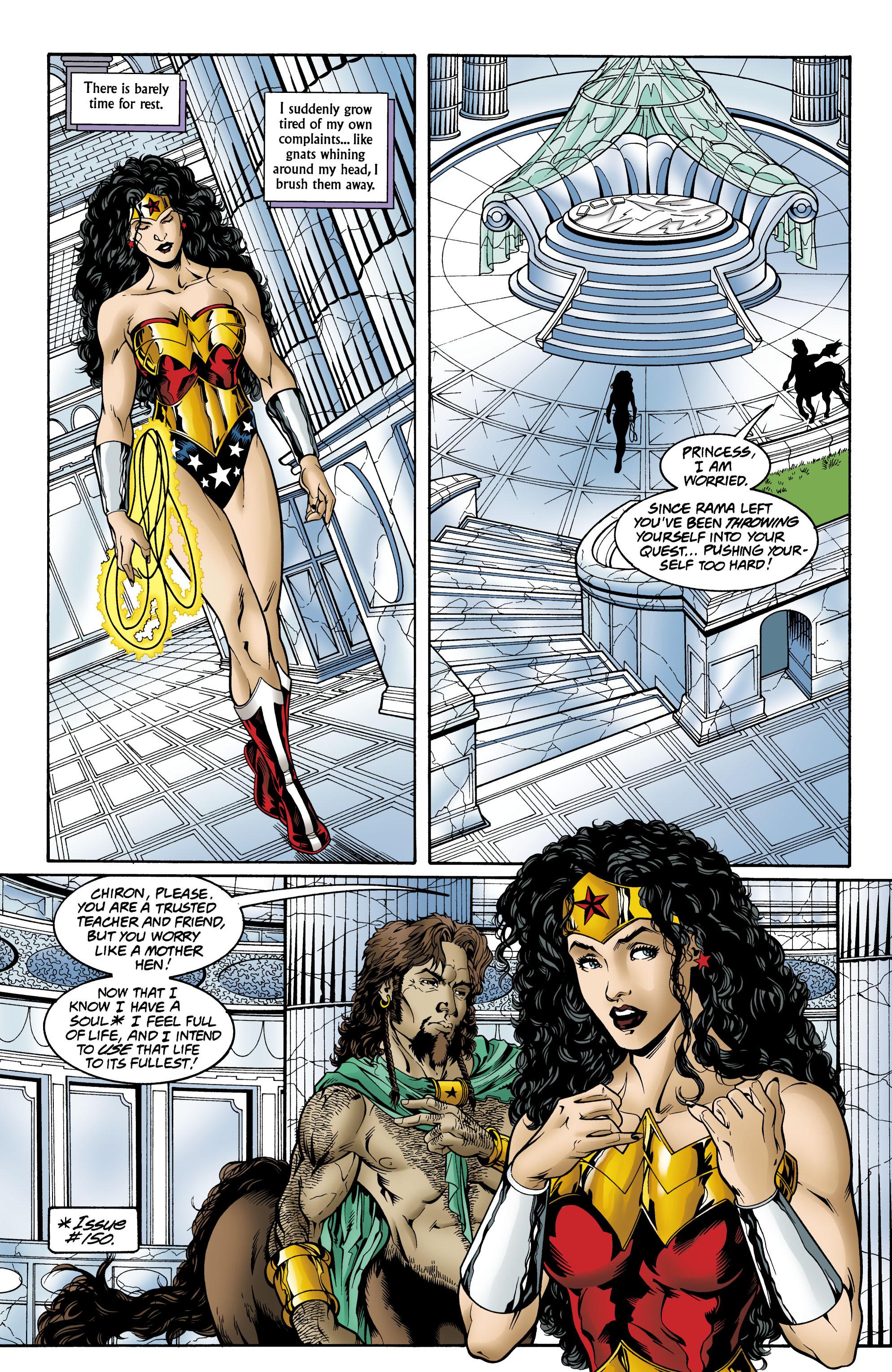 Read online Wonder Woman (1987) comic -  Issue #156 - 4