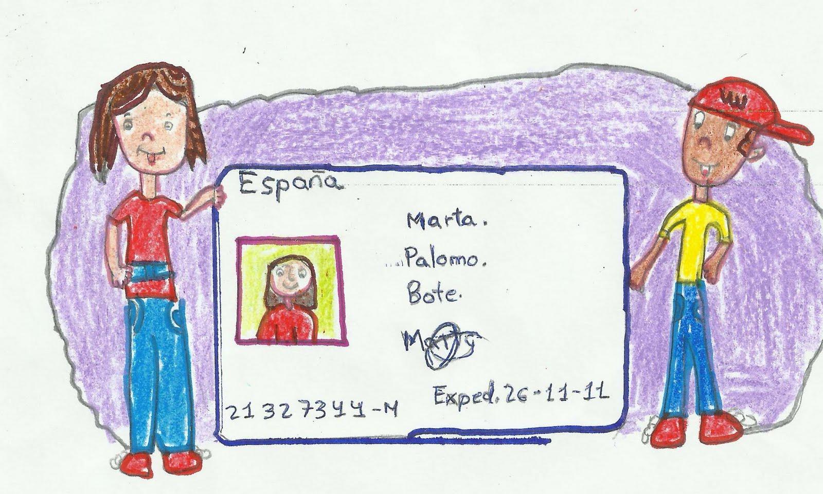 """Dibujos De NiÑos Por Nacionalidades: BIBLIOTECA C.R.A """" VALLE DEL ALAGÓN"""": Diciembre 2011"""