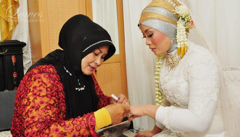 Rias pengantin dan paket pernikahan di Bekasi