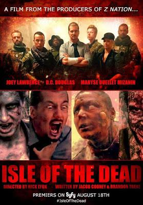 Isle Of The Dead 2016 Custom HD Dual Latino 5.1