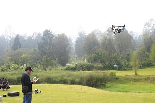 Drone  Untuk Pemetaan dan Aplikasi Pengolah Data yang Cocok Untuk Pemula