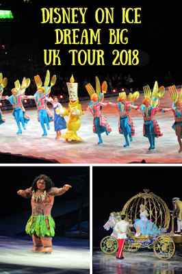 Blog Disney on Ice Dream Big