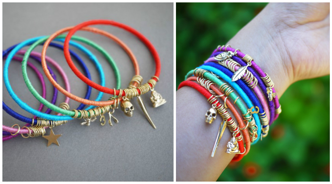 garantía limitada estilo popular moda caliente Aprende de manera fácil cómo hacer pulseras y collares ...