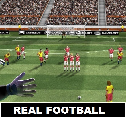 Real Football Mobile 2017 Game on Android